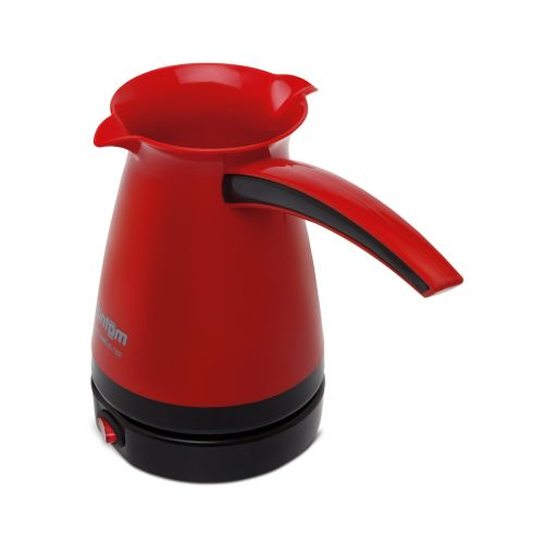 KS 7200 Električna džezva za kafu crvena