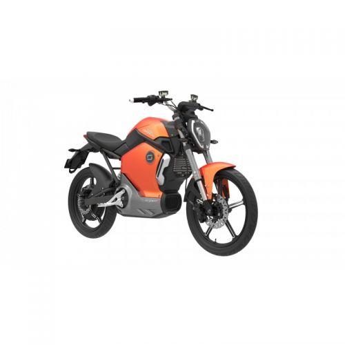 TS1200R Electric Motorcycle Orange