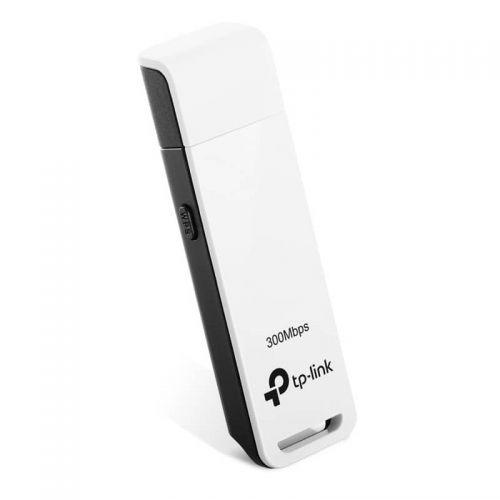 TL-WN821N  300Mbps Wi-Fi USB Adapter,USB 2.0,WPS dugme, 2xinterna antena