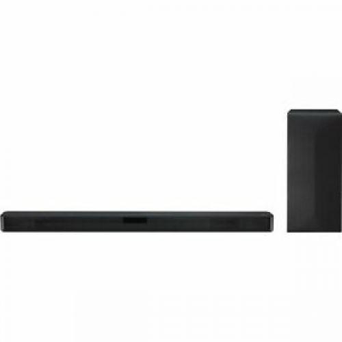 Soundbar, 300W, 2.1ch, Wireless Sub, HDMI in/out, Optical, Rear Speaker Ready, TV Sound Sync, Blueto