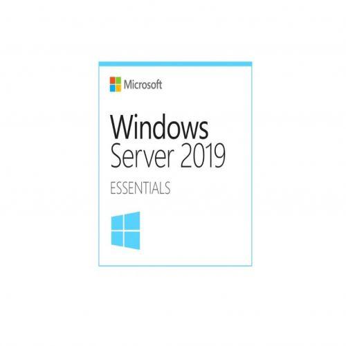 G3S-01299 Windows Server Essentials 2019 64Bit Eng 1pk DSP OEI DVD 1-2CPU