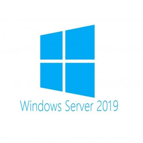 P73-07788 Windows Svr Std 2019 64Bit English 1pk DSP OEI DVD 16 Core