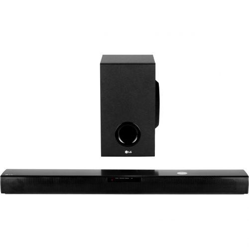 SJ2 soundbar, 2.1, 160W, WiFi Subwoofer, Bluetooth, DarkGray