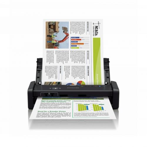 EPSON WorkForce DS-360W A4 Wireless prenosni skener